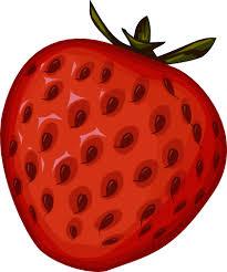 Strawberry! It's a pun!